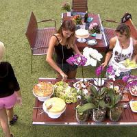 """Últimos momentos do """"BBB14"""": Clara, Vanessa e Angela refletem último dia na casa"""