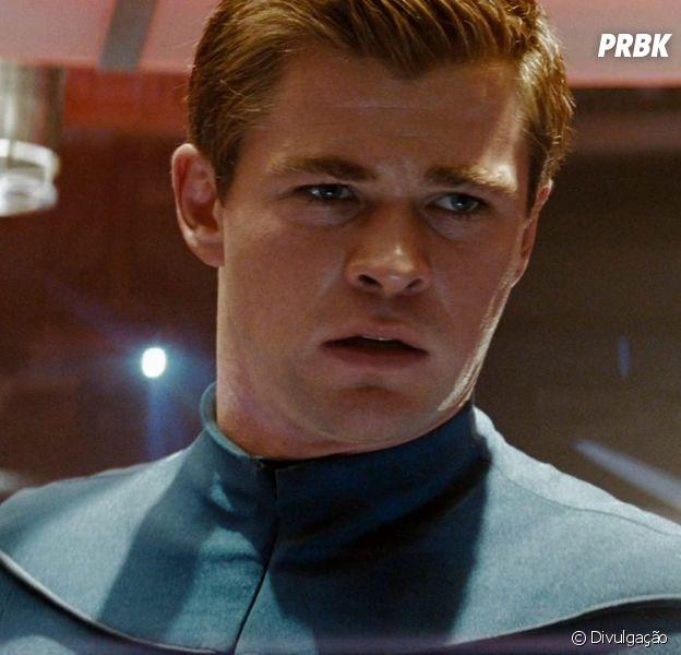 """Chris Hemsworth está confirmado em """"Star Trek 4"""""""