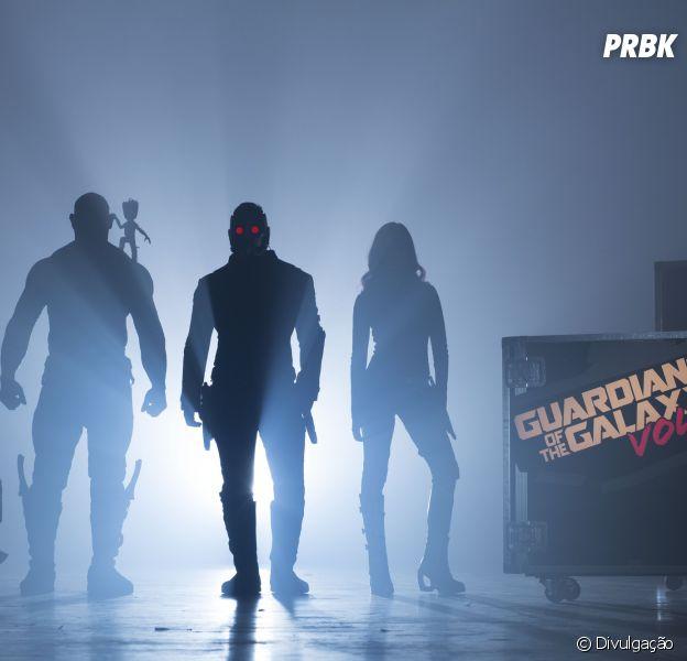 """O filme """"Guardiões da Galáxia 2"""" vai ter o primeiro vídeo oficial na Comic-Con 2016"""