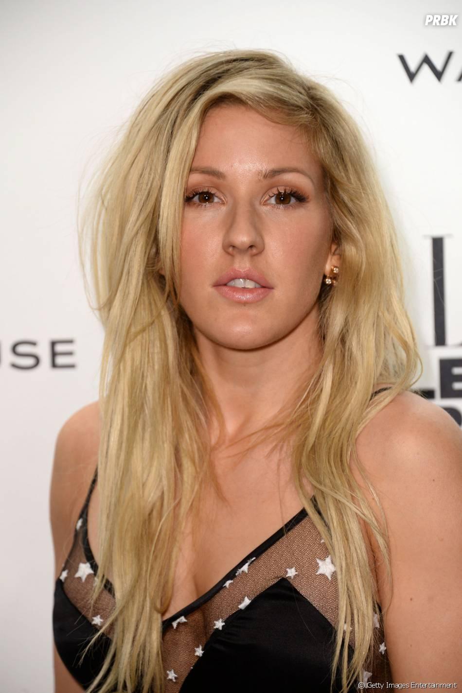 """Ellie Goulding ganhou mais atenção ao lançar a música """"Lights"""""""