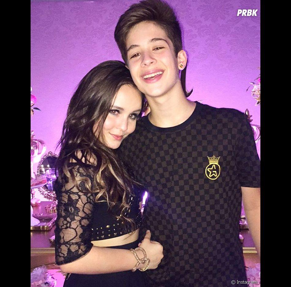 Larissa Manoela e João Guilherme Ávila já namoram há 10 meses ... 5ed58df708