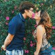 """Francisco Vitti e Amanda de Godoi, de """"Malhação"""", estão juntos há 5 meses, segundo colunista!"""
