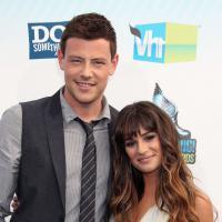 "Lea Michele fala pela 1ª vez sobre tributo a Cory Monteith: ""era sortuda"""