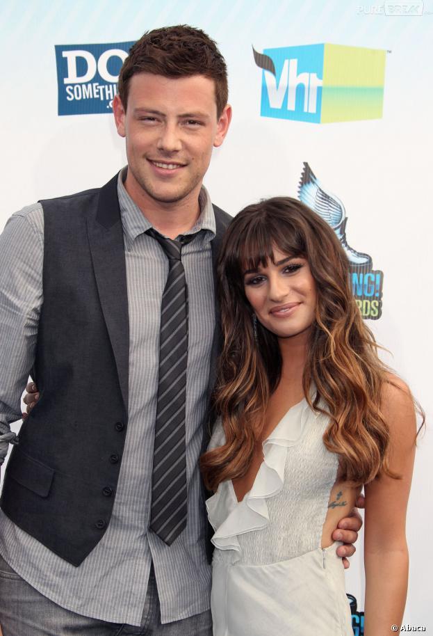 """Lea Michele fala em entrevista sobre o tributo aCory Monteith, no seriado """"Glee"""""""