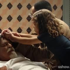 """Último capítulo de """"Joia Rara"""": Ernest morre e Pérola o abençoa!"""