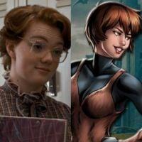 """De """"Stranger Things"""" para a Marvel! Shannon Purser quer interpretar a Garota Esquilo no cinema"""