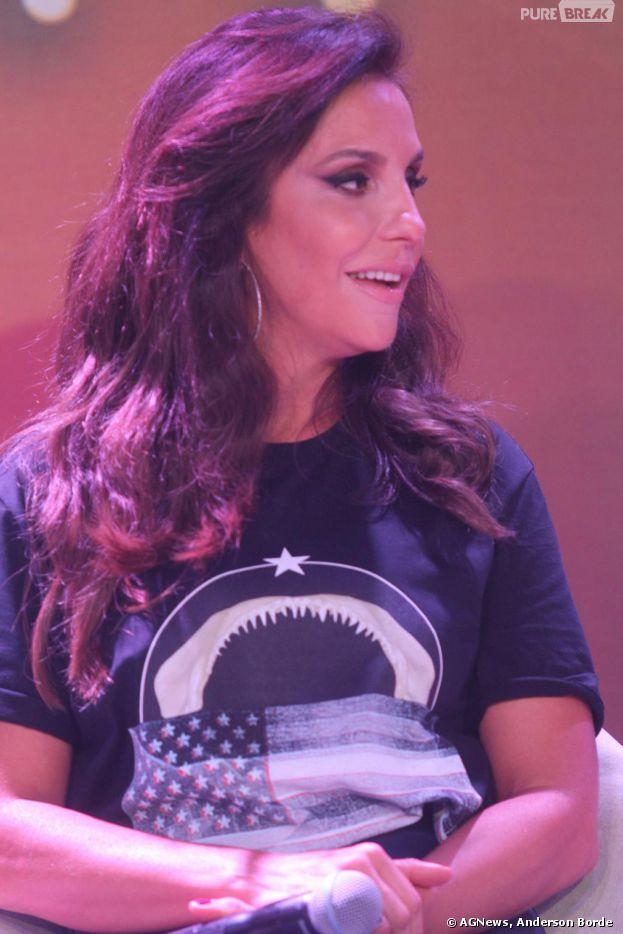 """Ivete Sangalo dá dicas para os participantes do """"SuperStar"""""""