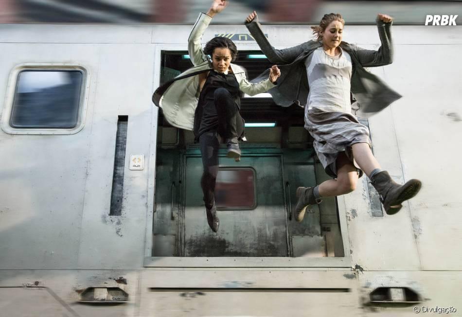 """""""Divergente"""" é o terceiro filme mais visto do fim de semana nos Estados Unidos"""