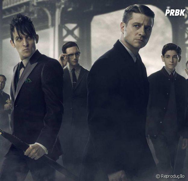 """De """"Gotham"""": na 3ª temporada, produtor revela que série terá três arcos"""
