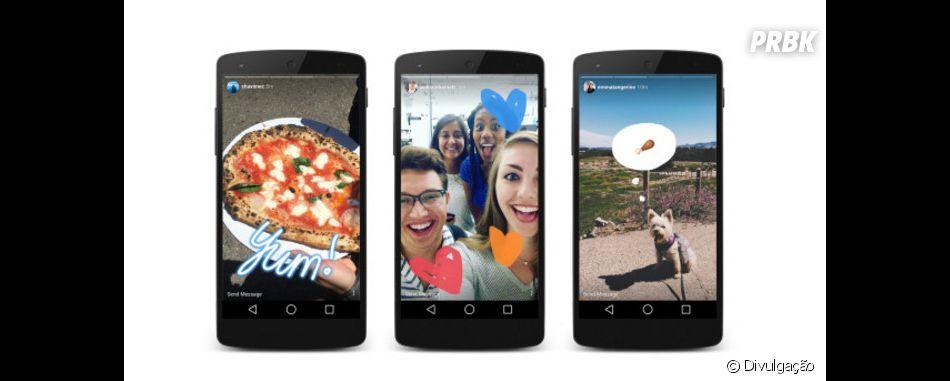Usar o Instagram ficará mais divertido