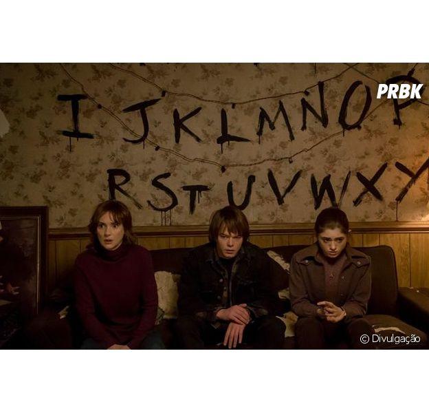 """""""Stranger Things"""" é a nova febre do momento!"""