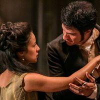 """De """"Liberdade, Liberdade"""", Mateus Solano fala de relação de personagem com Rosa: """"Rubião é caçador"""""""