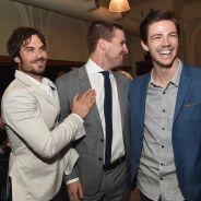 "De ""The Flash"" a ""Supernatural"": Grant Gustin, Jared Padalecki e os maiores galãs da The CW!"
