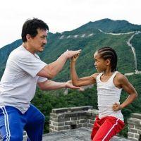"""Sequência de """"Karatê Kid"""" vai sair do papel com Jaden Smith e Jackie Chan"""