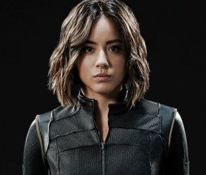"""Em """"Agents of SHIELD"""", Daisy (Chloe Bennet) e Motoqueiro Fantasma (Gabriel Luna) terão conexão na 4ª temporada!"""