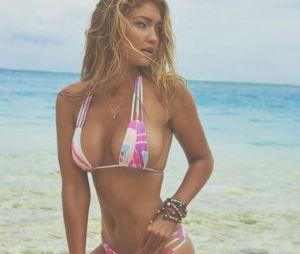 Gigi Hadid, namorada de Zayn Malik, é criticada por conta de corpo muito magro