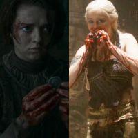 """Duelo: em """"Game of Thrones"""", Arya ou Khaleesi? Quem é a melhor vingadora?"""