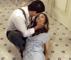 """Em """"Êta Mundo Bom!"""", Osório (Arthur Aguiar) casa com Gerusa (Giovanna Grigio) e morre!"""