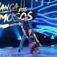 """O 4º lugar dos homens da """"Dança dos Famosos 2016"""" é de Brenno Leone"""