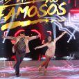 """Marcelinho está na 5ª colocação da """"Dança dos Famosos 2016"""""""