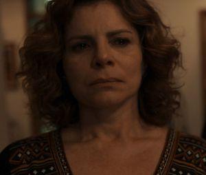 """Em """"Justiça"""": Elisa (Debora Bloch) ataca Vicente (Jesuíta Barbosa) por morte de Isabela (Marina Ruy Barbosa)"""