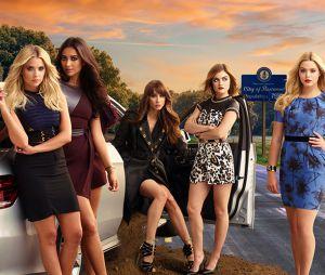 """Em """"Pretty Little Liars"""", 7ª temporada será a última e fãs reagem no Twitter"""