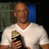 Vin Diesel chora ao falar de Paul Walker em vídeo de agradecimento a prêmio