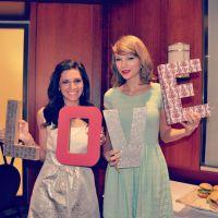 Taylor Swift surpreende fã e mostra que é a cantora mais fofa