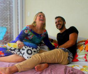 """Maria Claudia e Matheus se conheceram na casa do """"BBB16"""""""