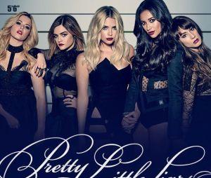 """De """"Pretty Little Liars"""": veja se o elenco de protagonistas mudou muito desde a primeira temporada!"""