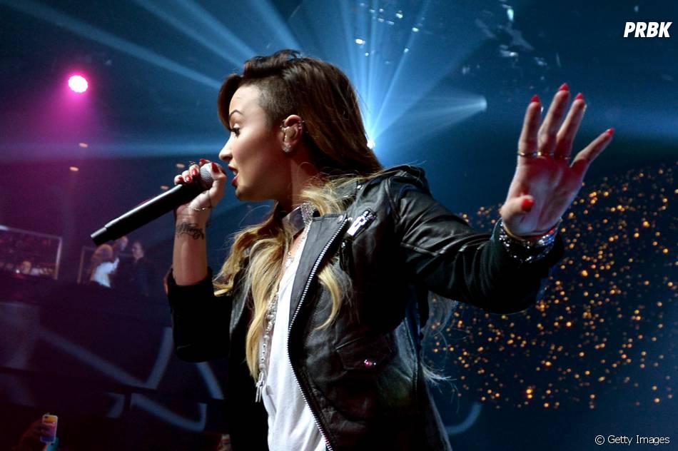 "Demi Lovato fará shows no Brasil com a ""The Neon Lights Tour"""