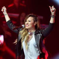 """Demi Lovato participa do """"American Idol"""" e conta que chega ao Brasil na Páscoa"""