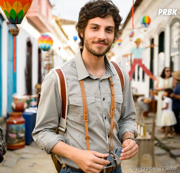 """Como """"A Lei do Amor"""", na Globo, veja 5 projetos nos quais Chay Suede está envolvido!"""