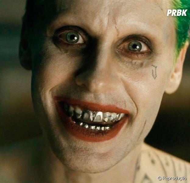 """Coringa (Jared Leto) foi visto por último em """"Esquadrão Suicida"""""""