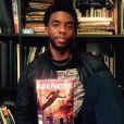 """Chadwick Boseman, que dá vida ao Pantera Negra, elogiou muito o novo """"Homem-Aranha"""" e Tom Holland"""