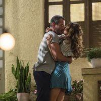 """Novela """"Haja Coração"""": Tancinha (Mariana Ximenes) e Apolo (Malvino Salvador) vão se beijar!"""