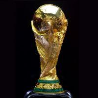 Troféu da Copa do Mundo 2014 chega o Brasil após rodar o mundo