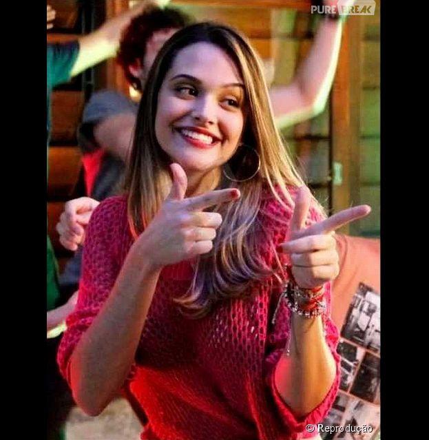 """Das temporadas recentes de """"Malhação"""", sem dúvida a Fatinha (Juliana Paiva) foi quem mais deixou saudades nos fãs!"""