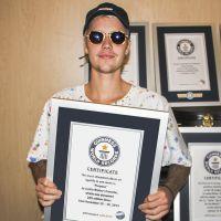 Justin Bieber é eleito o artista mais jovem a estrear no Hot 100 da Billboard pelo Guinness Book