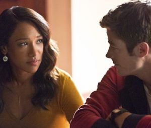 "Em ""The Flash"", Iris (Candice Patton) passa por mudanças durante o ""Flashpoint""!"
