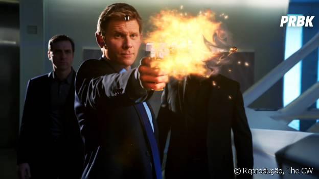 """""""The Tomorrow People"""" é cheia de ação, tiro, porrada e bomba!"""