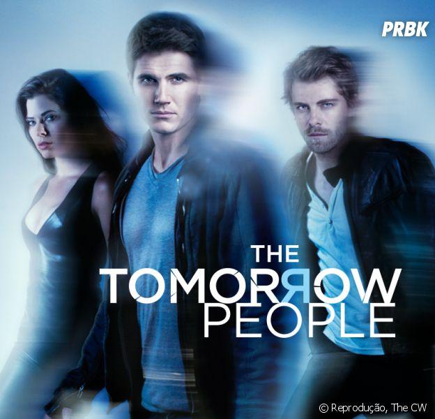 """TOP 5 motivos para fazer uma maratona de """"The Tomorrow People"""", da The CW"""