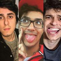 """DSX: Felipe Castanhari, Daniel e Lukas, do """"Você Sabia?"""", também estão no Meet & Greet do Purebreak"""