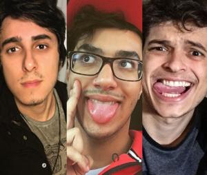 """Digital Stars Extreme: fãs terão a chance de conhecer Felipe Castanhari, Daniel e Lukas, do """"Você Sabia?"""""""