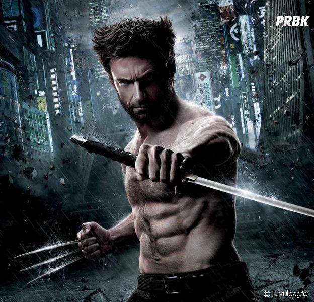 "Hugh Jackman retorna como o protagonista de ""Wolverine 3"""
