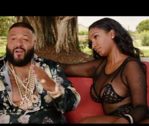 "Nicki Minaj, Chris Brown, August Alsina, Jeremih, Future e Rick Ross no clipe da música ""Do You Mind"""