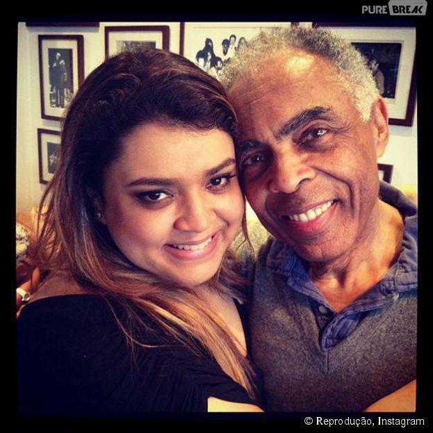 <p>Preta Gil arrasa em seus shows, até porque ela é filha de nada menos que Gilberto Gil, ícone da MPB</p>