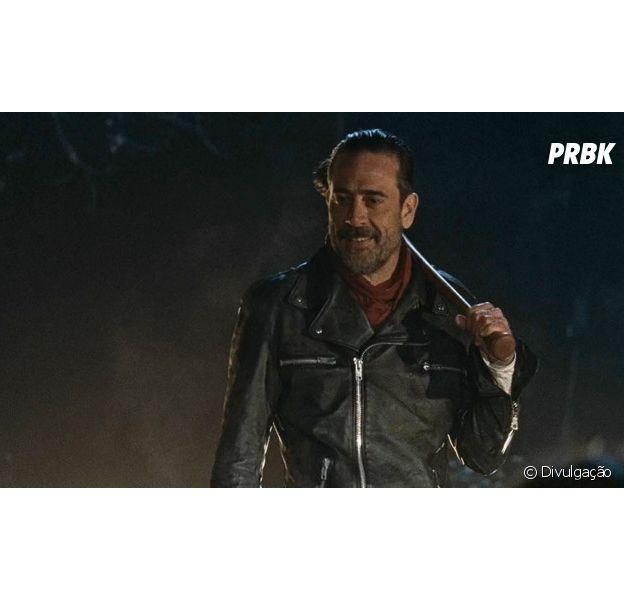 """Em """"The Walking Dead"""": Jeffrey Dean Morgan, o Negan, declara quem são seus vilões preferidos na ficção!"""