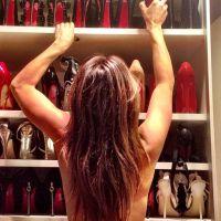 Sabrina Sato aparece de topless em foto picante no Instagram! #Hot