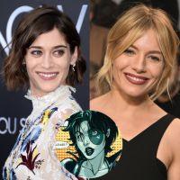 """De """"Deadpool 2"""": Lizzy Caplan, Sienna Miller e mais atrizes disputam o papel da Dominó!"""